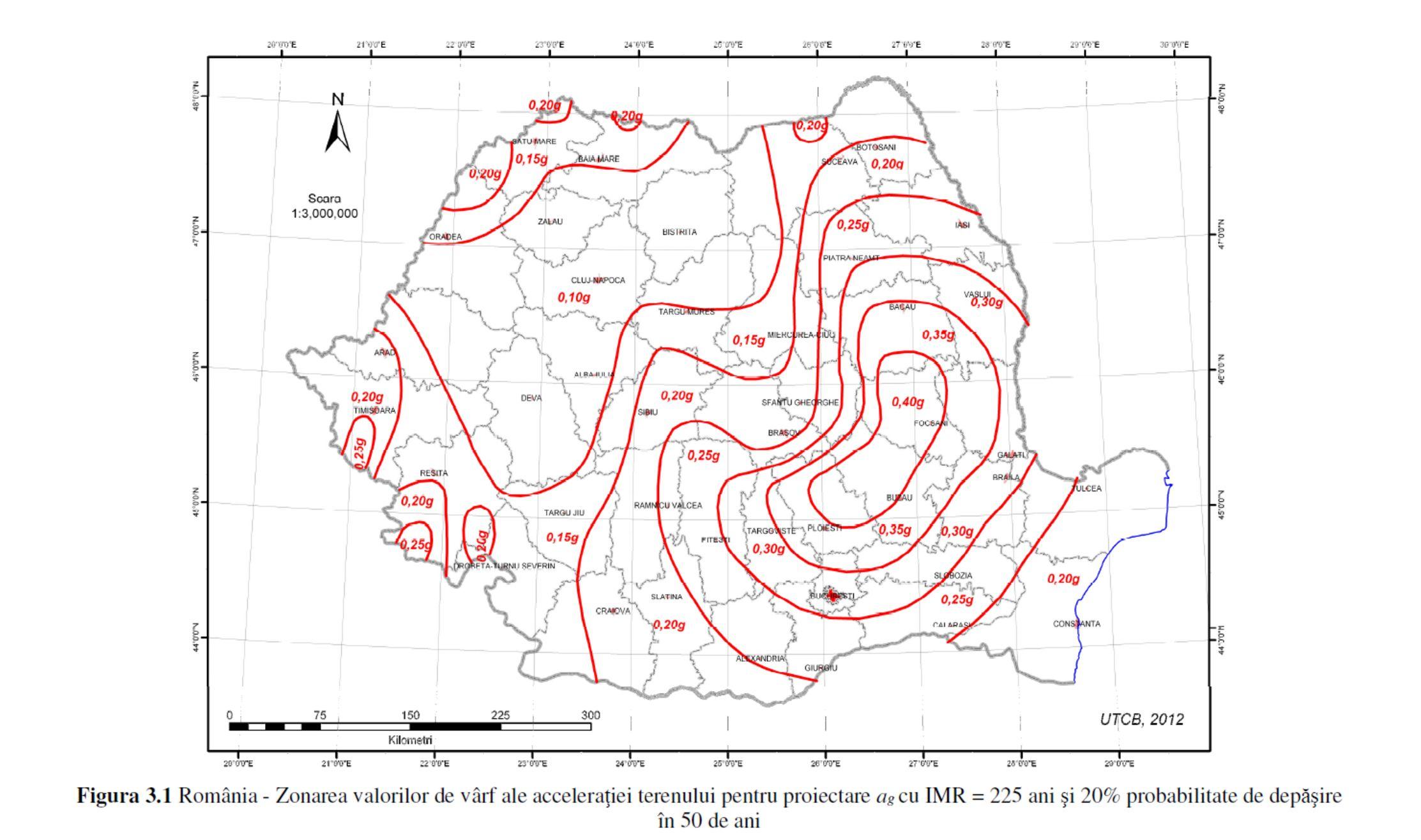 harta seismica romania, case de lemn, casabuhnici